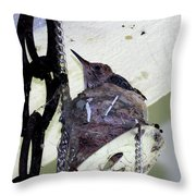 Baby Hummers 5 Throw Pillow