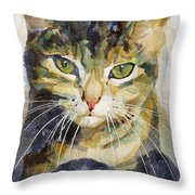 Baby I Love You  Throw Pillow