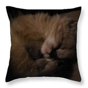 Baby Of Mine Throw Pillow