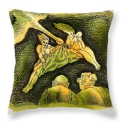 Back To Emptynesters  Throw Pillow