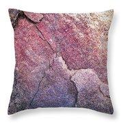 Background Dark Detail Block Of Stone Throw Pillow