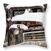 Backlot Treasure Throw Pillow