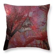 Bad Blood Throw Pillow