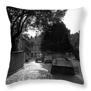 Bad Kreuznach 17 Throw Pillow