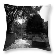 Bad Kreuznach 22 Throw Pillow