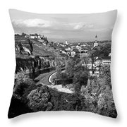 Bad Kreuznach 8 Throw Pillow