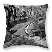 Bad Kreuznach 9 Throw Pillow