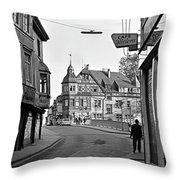 Bad Kreuznach15 Throw Pillow