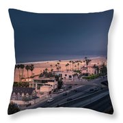 Bad Weather-2 Throw Pillow