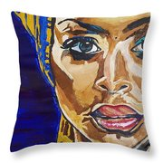 Baduizm Throw Pillow