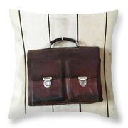 Bag Throw Pillow