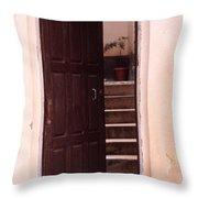 Bahian Opening Throw Pillow