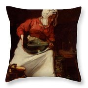 Bail Joseph La Menagere Throw Pillow