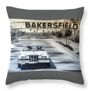 Bakersfield Throw Pillow