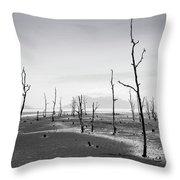 Bako National Park 2 Throw Pillow