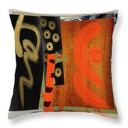 Balancing Act 4 Throw Pillow