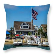 Balboa Baby Throw Pillow