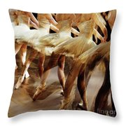 Ballet Dancers 05 Throw Pillow