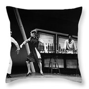 Ballet Fancy Free C1970 Throw Pillow