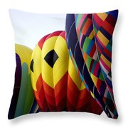 Balloon Color Throw Pillow