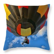 Balloon Fantasy 28 Throw Pillow
