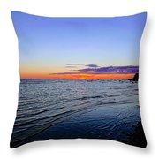 Baltic Sea Throw Pillow