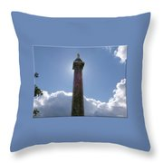 Baltimore's Washington Monument Throw Pillow
