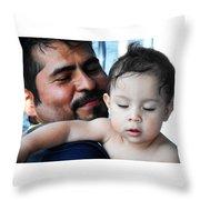 Bambino 4 Throw Pillow