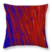 Bamboo Johns Yard 3 Throw Pillow