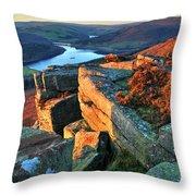 Bamford Edge Throw Pillow