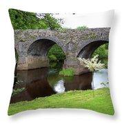 Banada Bridge Throw Pillow