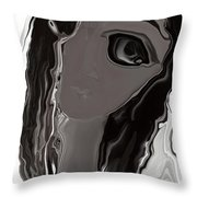 Banalata Sen Throw Pillow