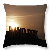 Band Box Throw Pillow