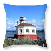 Bandon 1 Throw Pillow
