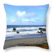 Bandon 16 Throw Pillow