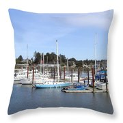 Bandon 19 Throw Pillow