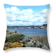 Bandon 2 Throw Pillow