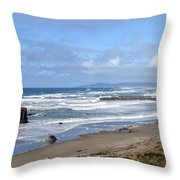 Bandon 21 Throw Pillow