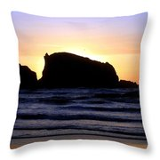 Bandon 22 Throw Pillow