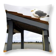 Bandon 3 Throw Pillow