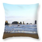 Bandon 36 Throw Pillow