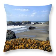 Bandon 4 Throw Pillow