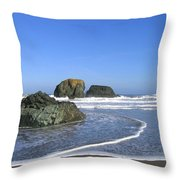 Bandon 5 Throw Pillow