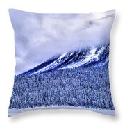 Banff National Park, Calgary Throw Pillow
