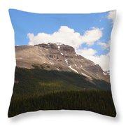 Banff National Park IIi Throw Pillow