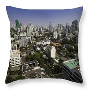 Bangkok - Thailand Throw Pillow