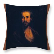 Banished Lord Throw Pillow