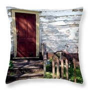 Bannish Home - 1900's Throw Pillow
