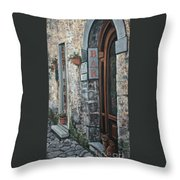 BAR Throw Pillow