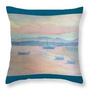 Bar Harbor Throw Pillow